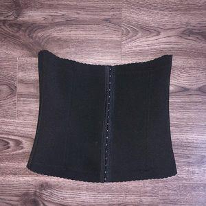 Jennifer 3XL Black  waist trainer shapewear
